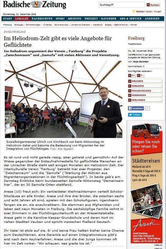 Badische Zeitung Lokales Freiburg